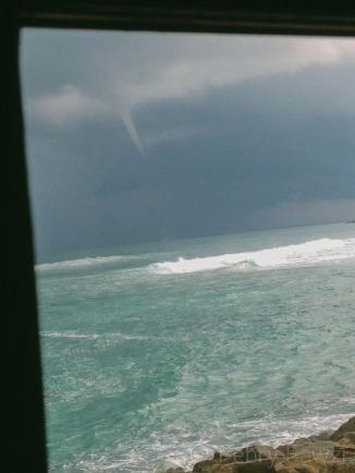 Bahkan ada tornado!