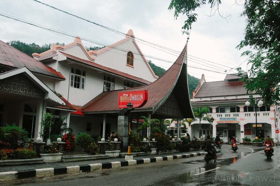 Jalan-jalan di Sawahlunto - by Febry Fawzi